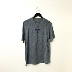Under Armour Raiders Graphic Tee Shirt Active Gym